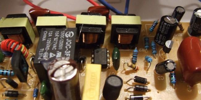 Rastavljenje sušilice gela za nokte, priprema za upgrade