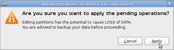 Screenshot-Apply operations to device