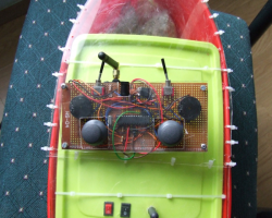 Arduino boat